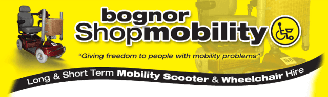 The mobility specialists at Bognor Shopmobility in Bognor Regis
